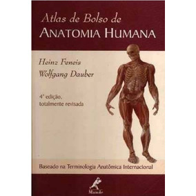 Atlas De Bolso De Anatomia Humana Manole