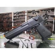 Airsoft Pistola Desert Eagle Cm121 Elétrica Fullmetal Novas