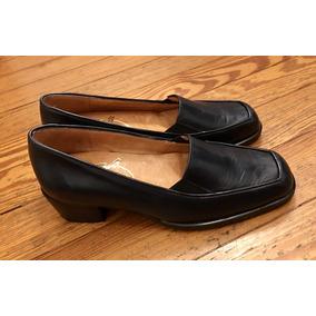 Zapatos De Cuero Azules Nuevos! San Crispino