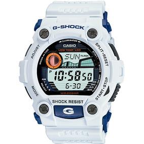 Relógio Casio G-shock G-7900 Fases D. Lua Ga100 Esportivo Or