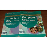 Complete Key For Schools - Student´s Book+cd / Workbook+cd