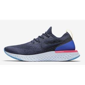 Ténis Feminino Nike Original Cor Principal Azul Tênis Petróleo Tênis Azul  a00b18 f6c07f3fd1d5d