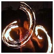 Newronio Malabares - Swing Fogo Fire Poi Profissional