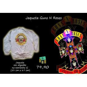 Jaqueta Guns N´ Roses