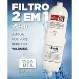 Refil Filtro Soft 2em1 Original Everest