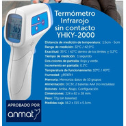 Termometro Yhky-2000