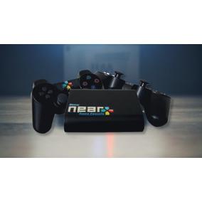 Console Near + 10.000 Jogos + 02 Controles + Garantia 01 Ano