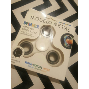 Spinner Metal Original Precio X100 Blancos
