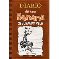 Livro Diário De Um Banana - Segurando Vela - Vol 7 Novo