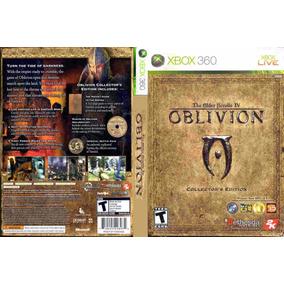The Elder Srcrolls Iv Oblivion - Xbox 360 Lt3.0 Mídia Física