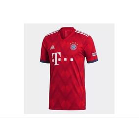 Camiseta Original adidas Bayern Munique 18 19 Frete Grátis 5a0f907a013b1