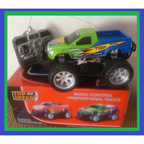 Carrinho Controle Remoto Carro Estilo Camionete 4x4 Cross