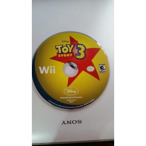 Toy Story 3 Juego Wii. Está Rayado