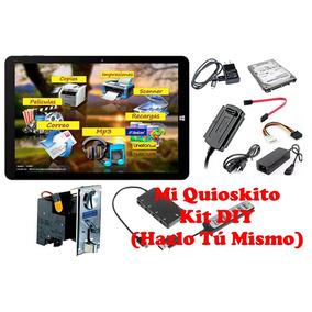 Mi Quioskito Kit Diy (hazlo Tú Mismo)(maquina Expendedora)