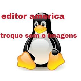 Editor De Imagens ,sons E Moeda Dos Jogos America