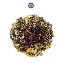 Chá Ayurveda Diurético De Carqueja, Chá Branco E Verde