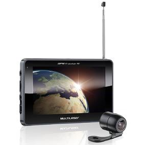 Gps Navegador Multilaser Tracker Iii Gp039 - Tela 7.0