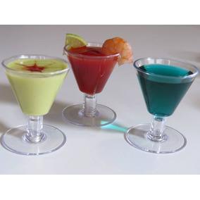 10 Copas Mini Degustación Mesa De Dulces ,botanas, Candy Bar