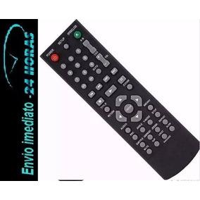 Controle Remoto Dvd Player Karaokê Philco Ph190 Hdmi Pronta