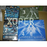 Gundam // Accesorios / 4 Tipos
