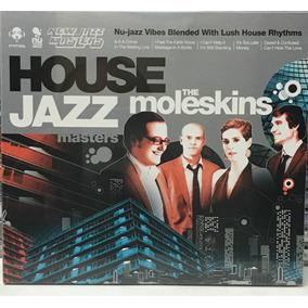 Cd The Moleskins House Jazz Nuevo Cerrado Fabrica