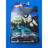 Batman - Hot Wheels Batimovil De La Serie Clásica