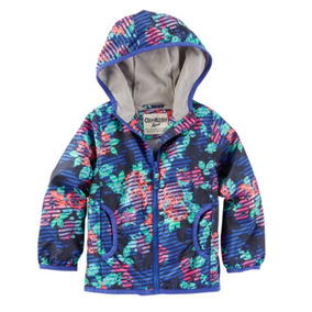 Campera Oshkosh Impermeable Nena Original Usa!! Oferta!!