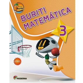 Livro Matematica 3 Projeto Buriti