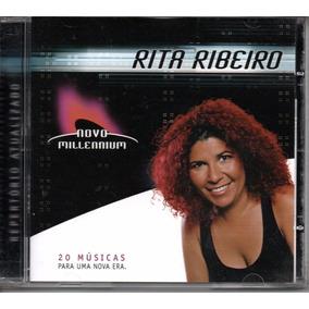 Cd Novo Millennium - Rita Ribeiro