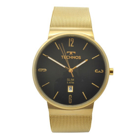 Relógio De Pulso Masculino + Relógio Feminino Technos 211 - Relógios ... fa2b3b0d9f