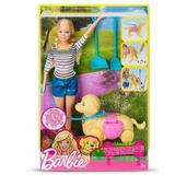 Barbie Pasea Con Su Perro Y Hace Pop Duendesyprincesas