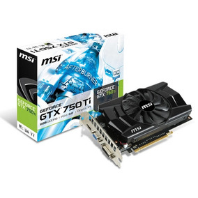 Geforce Gtx 750ti - Nvidia - Msi