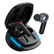 Auriculares Inalambricos Gamer N°1 Bluetooth Tws Led 60ms