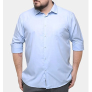 Camisa Social (extra Grande / Plus Size)