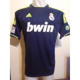 Camiseta Real Madrid 2012 2013 Higuaín #20 Argentina River L