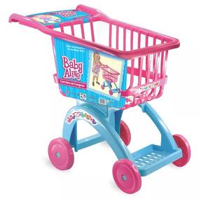 Carrinho De Compras Mercado Infantil Hasbro Lider