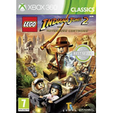 Lego Indiana Jones 2 - Las Aventuras Continúan (xbox 360)