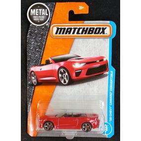 Matchbox 16 Chevy Camaro Convertible