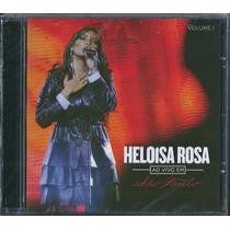 Cd Heloísa Rosa - Ao Vivo Em São Paulo Vol 1 | A85