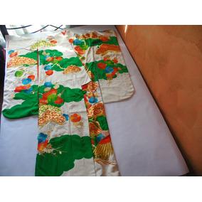 Kimono Japones De Boda Mujer Y Hommbre