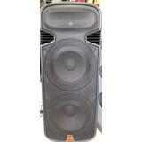 Lexsen Pe-lex08 Bafle Activo 250w Blueto-usb-fm Housemusic
