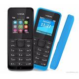 Nokia 105 Personal Y Claro!! Interior Del Pais Las 3 Comp.