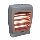 Estufa Electrica Halogena Ken Brown Kb-2006 1200w 3 Velas