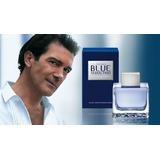Perfume Original Antonio Banderas Blue Seduction 100 Ml