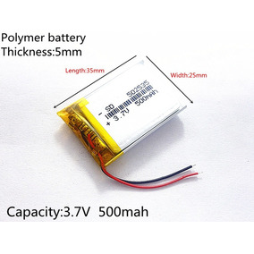 Bateria Rastreador Tk 103b Tk103 Tk 303 Tk303 Carta Incluso