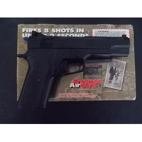 Pistola Co2 Crosman 1008b