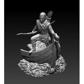 Atreus Filho Do Kratos - Stl Para Impressão 3d