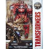 Transformers Last Knight Scorn Voyager 2017 Premier Edition