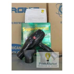 Secador Profesional Supermegaturbo Original Cabello 27000rpm