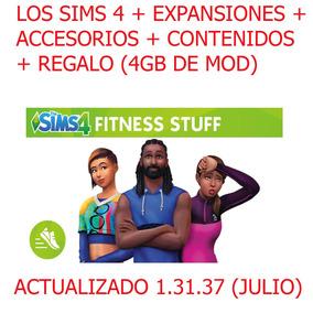 Los Sims 4 +expansiones+accesorios+contenidos+regalo Digital